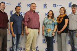 group photo of Ecenter fellows