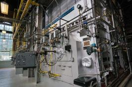 UNH ecoline boiler