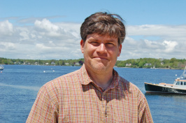 NHSG Acting Director Erik Chapman
