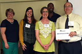 UNH Cooperative Extension staff