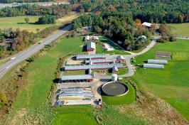 UNH's Organic Dairy Research Farm