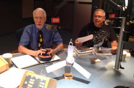 Mal Cameron and John Gianforte on NHPR