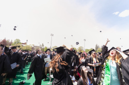 Video: Commencement 2016 Ceremony