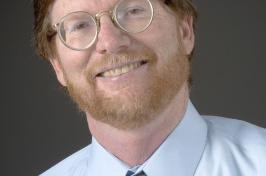 UNH professor John Halstead