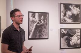 UNH fine arts major Harry Wolfson-Slepian '16