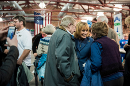 New York Times photo of NH Governor Maggie Hassan