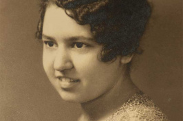 UNH alumna Doris Paradis Hayden '30
