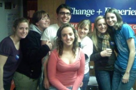 2008 Hillary Clinton volunteers - UNH
