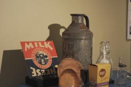 HP Hood &Son memorabilia