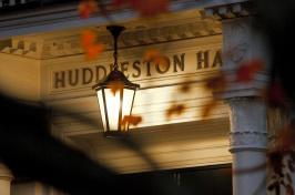 Huddleston Hall at UNH, home of the UNH Survey Center
