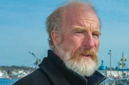 UNH history professor Jeff Bolster