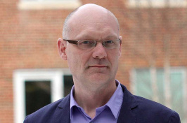 Mathematician John Gibson