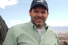 UNH research and extension assistant professor John Gunn