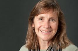 UNH Professor of Economics Karen Smith Conway
