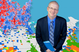Ken Johnson, senior demographer at the UNH Carsey School for Public Policy