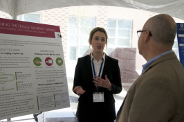 Undergraduate Research Conference event at UNH's Paul College of Business and Economics