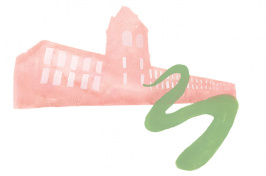 UNH Manchester illustration