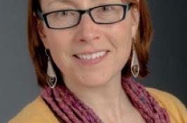 Meg Heckman, UNH professor