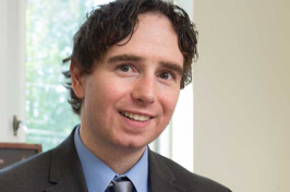 Professor of Law, and Director of the Sports and Entertainment Law Institute, Michael McCann