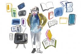 Robert Morin illustration