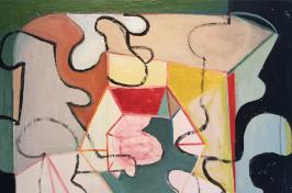 """""""Bandlier Phantasmagoria"""" by Jennifer Moses"""