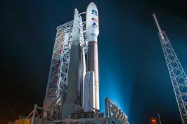 NASA rocket with UNH-built instruments on board