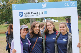 Paul Fire Program students