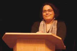 Professor Julia Rodriquez