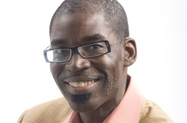 UNH professor Reginald Wilburn