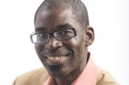 UNH professor Reginald Wilburn