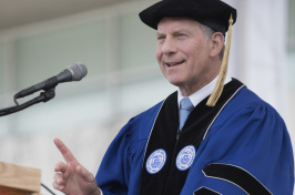 Richard Haass at UNH