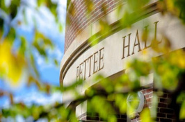 Pettee Hall at UNH