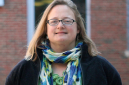 UNH associate professor Ruth Varner