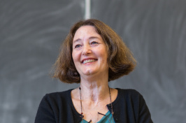 Sarah Sherman, UNH professor of English