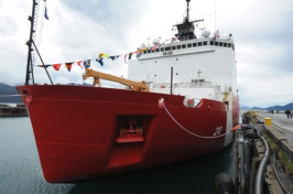 U.S. Coast Guard Cutter Healy
