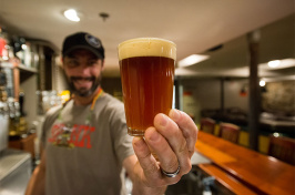 beer made with seaweed
