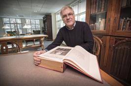 Doug Lanier, UNH professor