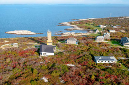 Shoals Marine Laboratory on Appledore Island