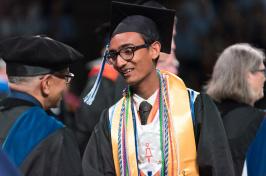 UNH graduate Sig Nigam '16