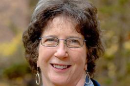 UNH professor Stacia Sower