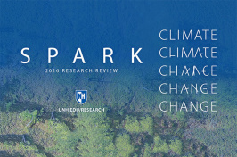 SPARK 2016 Research Review - Climate Change