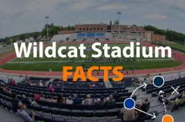 UNH Wildcat Stadium Facts