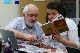 New Hampshire teachers at UNH STEM educators summit