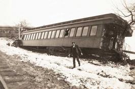 train wreck in Durham