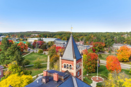 UNH Fall bucket list