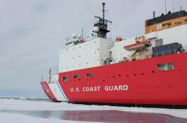 US Coast Guard Cutter Healy