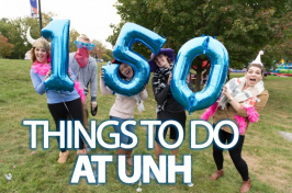 150 things to do at UNH