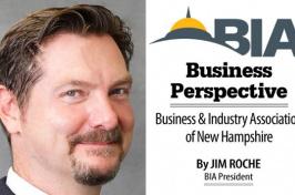 BIA president Jim Roche