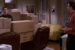 scene from the show Friends