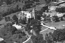 UNH campus circa 1920s